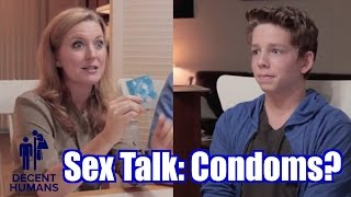 Parents, Condoms, and the Most Awkward Sex Talk Fail Ever