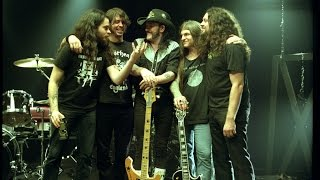 Shake your blood-Probot FT Lemmy Kilmister