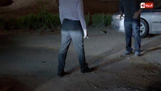 """مسلسل حق ميت - مفاجأة   من هو زعيم عصابة """" بيع تهريب البنات للدعارة """" ؟"""