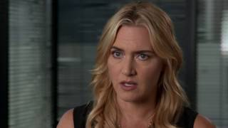 Kate Winslet: COLLATERAL BEAUTY