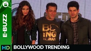 Salman Khan Sings The Title Song Of Hero On Stage! | Bollywood News | Erosnow Ebuzz