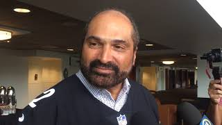 Franco Harris reflects on Steelers 1978 throwback jerseys, legacy