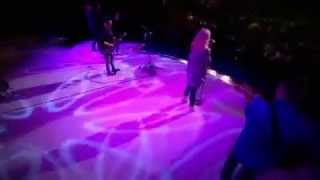 Darlene Zschech & Israel Houghton @ Lakewood Church   20 04 2013