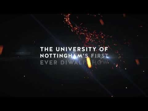 NHSF Nottingham's Diwali Ball Trailer