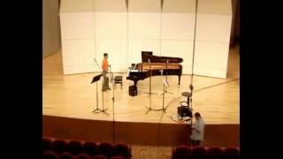 Joaquín Pixán, Giovanni Auletta y Ara Malikian - Ensayo/grabación