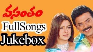 Vasantham Telugu Movie FullSongs Jukebox ll Venkatesh, Aarthi Agarwal