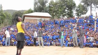 Gisenyi Acrobats promo-film, Rwanda.