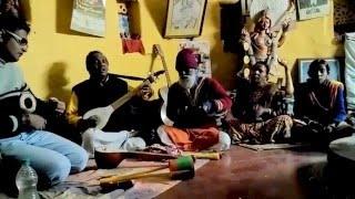 Kalankini Radha - Avishek ( Babi) and Basudeb Das baul