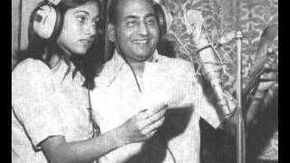 Logon ka dil  agar han - Mohammad Rafi and Tina Munim (Manpasand 1979)