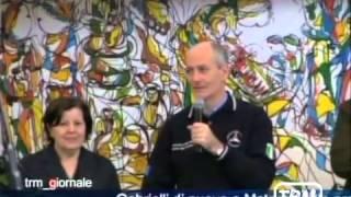Gabrielli in visita a due istituti scolastici di Matera