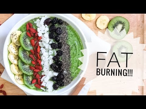 Fat Burning Green Smoothie Bowl | Healthy By You | Sona Manukian | EPISODE 011