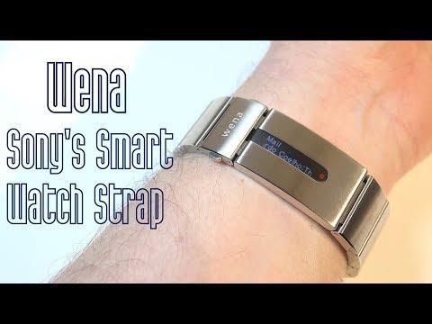 Xxx Mp4 Full REVIEW Sony WENA Wrist Pro Smart Watch Strap Japan Edition 3gp Sex