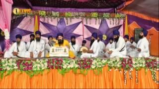 Jathedar Baljit Singh Khalsa Daduwal June 2016 Samagam village Merjapur