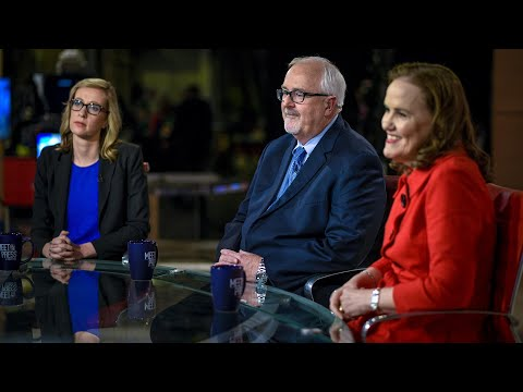 Politics and climate change How to break the paralysis Meet The Press NBC News