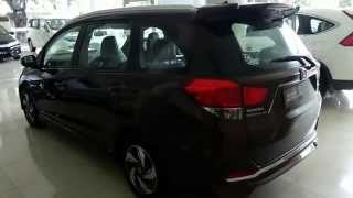 HONDA MOBILIO RS 2015 Review Interior, Price and Specification