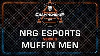 NRG Esports vs Muffin Men - Rocket League Championship - DreamHack Atlanta 2017