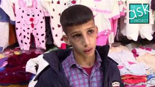 Palestinian kids: How do you solve your conflicts?