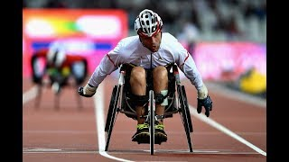 Men's 100m T51 | Final | London 2017 World Para Athletics Championships