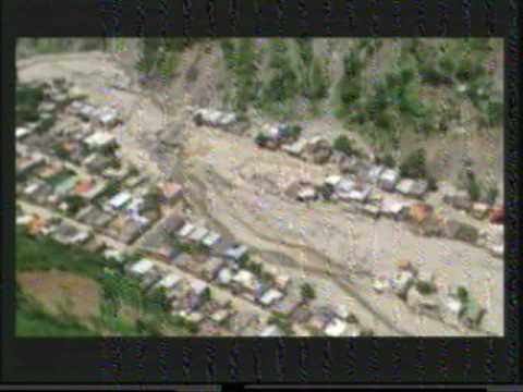 Tragedia en el estado Vargas 1999