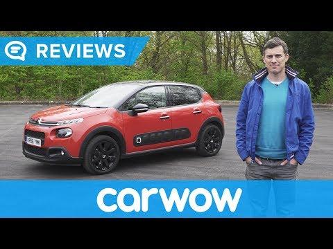 Citroen C3 2018 in depth review Mat Watson Reviews