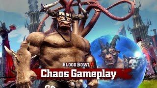 Blood Bowl 2: Chaos Basic Fouls - Gameplay