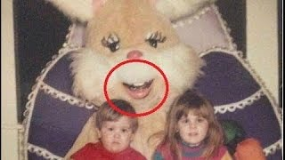 30 CREEPY Hidden Things In Pictures
