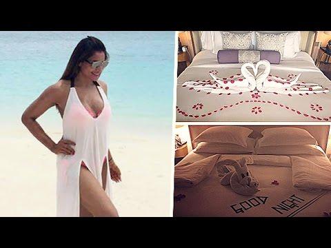 Bipasha Basu's HOT Bikini Honeymoon Picture | LehrenTV