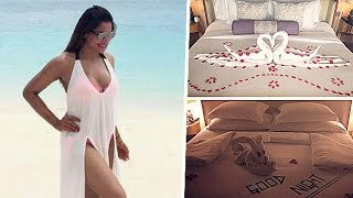 Bipasha Basu's HOT Bikini Honeymoon Picture | LehrenTV