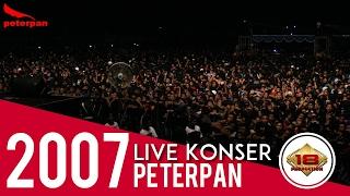 Peterpan - Menghapus Jejakmu (Live Konser Palembang 2007)