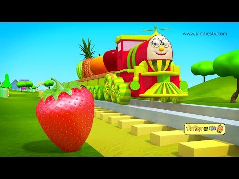 Xxx Mp4 हम्प्टी ट्रैन और उसके फल दोस्तों से मिलिए Humpty Train On A Fruits Ride Hindi Kiddiestv Hindi 3gp Sex