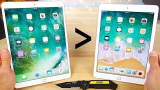 New iPad Pro 10.5 Review vs iPad Pro 9.7 - Its Amazing!