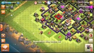 Clash Of Clans - War Preparation Day + wall breaks