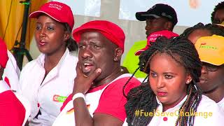 SHELL FUEL SAVE CHALLENGE   SHAKERS