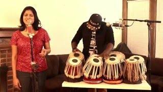 Shankar Mahadevan - Man Mandira (Katyar Kaljat Ghusli)   Cover by Jomy George & Darrshana