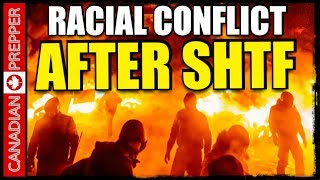 Racial Conflict in a Mad Max World: Tribalism and Race in Prison