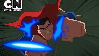 Justice League Action | Mind On Me | Cartoon Network