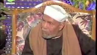 الشيخ محمد الشعرواى بر الوالدين