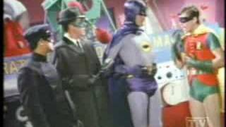 Batman VS Green Hornet with Bruce Lee