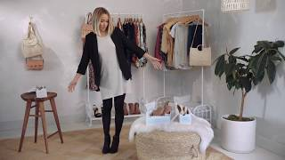 How To Layer A Summer Dress With Lauren Conrad | Kohl's