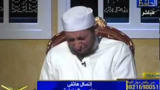 اسلام مسيحى على قناة الحافظ مؤثر جدا