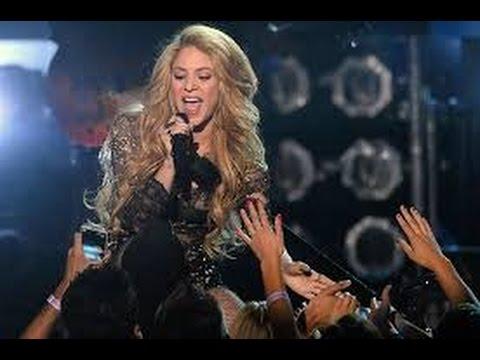 Shakira - Addicted To You  (Live)