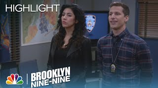 Jake Is Proudly Uneducated | Season 3 Ep. 9 | BROOKLYN NINE-NINE