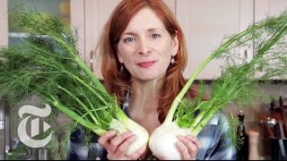 How to Cut Up Fennel - Cooking With Melissa Clark | The New York Times