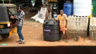 Funny Drunk man from Kerala India
