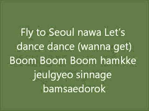 2pm- fly to seoul.wmv