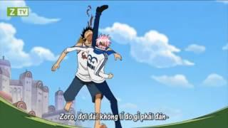 Vua Hải Tặc tương lai Vs Đô Đốc tương lai - Luffy vs Coby