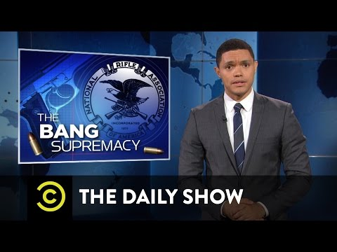 watch The Daily Show - The NRA Endorses Donald Trump