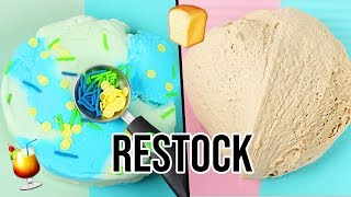 Slime Shop Restock!!! NEW BREAD SLIMES!!! 🍞 November 16, 2018 - @UniicornSlimeShop 💦