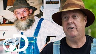 """Hunting Down """"Popcorn"""" Sutton's High Value Stash Of Moonshine 