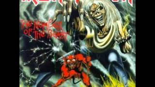 Iron Maiden   Hallowed Be Thy Name LYRICS!!